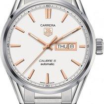 TAG Heuer Carrera Calibre 5 new Automatic Watch with original box WAR201D.BA0723