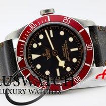 帝陀 (Tudor) Heritage Black Bay Automatic  Matt Burgundy Disc ...