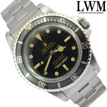 Rolex Submariner 5512 cornino PCG 4 Lines tropical gilt dial...