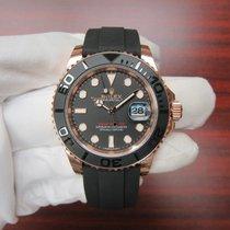Rolex Yacht-Master 40 Everose Gold OysterFlex 116655