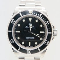 Rolex Submariner No Date Pre Ceramic Like New