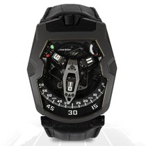 Urwerk UR-210 BLACK HAWK - UR-210 BLACK HAWK
