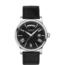 Montblanc Steel 40,5mm Automatic Montblanc 115936 new