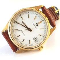 Lorenz Yellow gold 35mm Automatic 14721 new