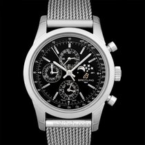 Breitling Transocean Chronograph 1461 Steel 43.00mm Black United States of America, California, San Mateo