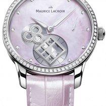 Maurice Lacroix Masterpiece MP7158-SD501-570-1 Maurice Lacroix Masterpiece Diamond Rosa 2020 new