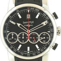 Eberhard & Co. Chrono 4 Steel 43mm Black