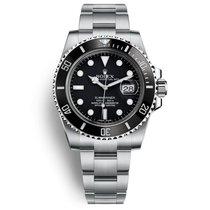 Rolex Submariner Date nieuw 40mm Staal