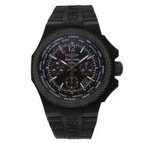 Breitling Bentley B04 GMT pre-owned 45mm Carbon