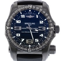 Breitling Emergency pre-owned 51mm Titanium