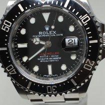Rolex Sea-Dweller Acier 43mm Noir Sans chiffres Belgique, rhone alpes