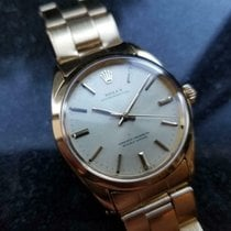 Rolex Oyster Perpetual Gold/Steel 34mm Silver United States of America, California, Beverly Hills