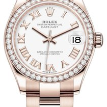 Rolex Rose gold 31mm Automatic Datejust new United States of America, New York, Airmont