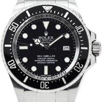 Rolex Sea-Dweller Deepsea Steel 44mm Black United Kingdom, Essex