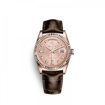 Rolex Day-Date 36 Or rose 36mm Rose