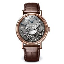 Breguet Tradition Rose gold 40mm Silver Roman numerals United Kingdom, London