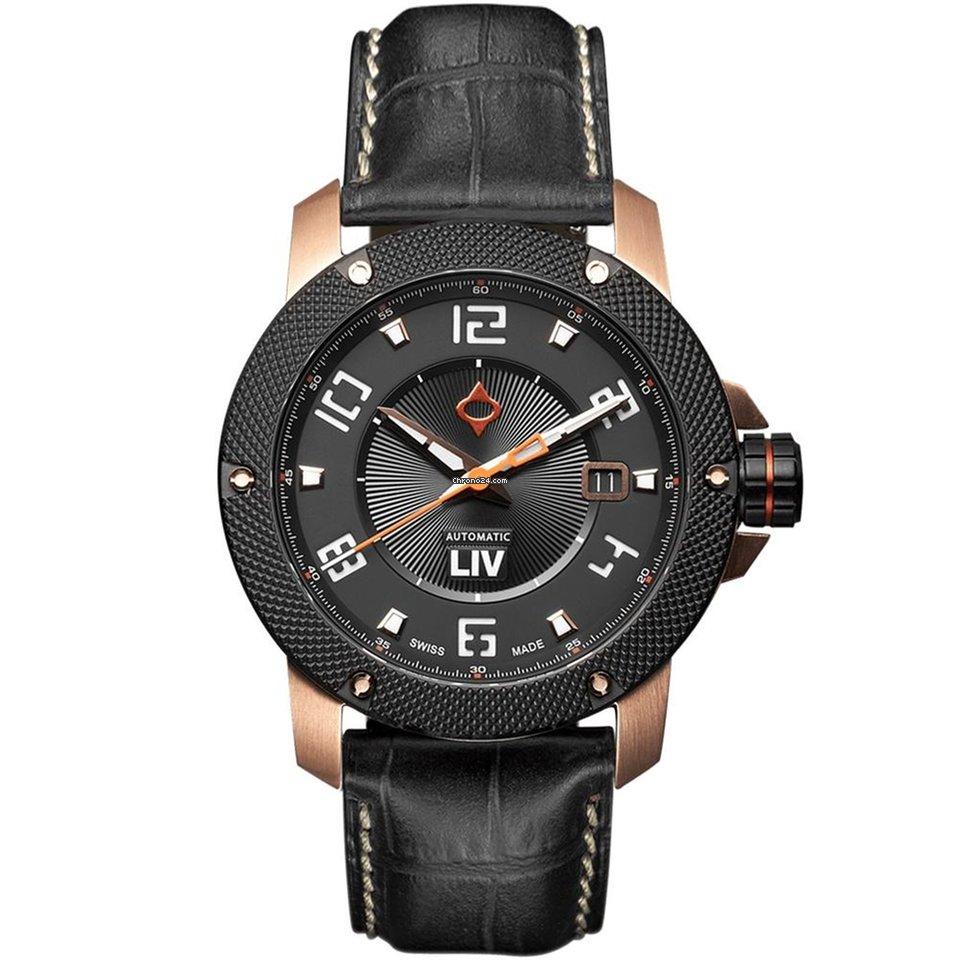 Wonderbaarlijk Liv Watches horloges - Alle prijzen voor Liv Watches horloges op EK-55