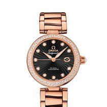 Omega Rose gold 34mm Automatic 425.65.34.20.51.001 new