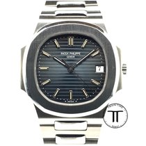 Patek Philippe Nautilus Steel 37mm Black No numerals United States of America, New York, New York