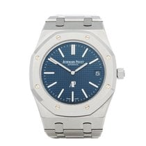 Audemars Piguet Royal Oak Jumbo Steel 39mm Blue