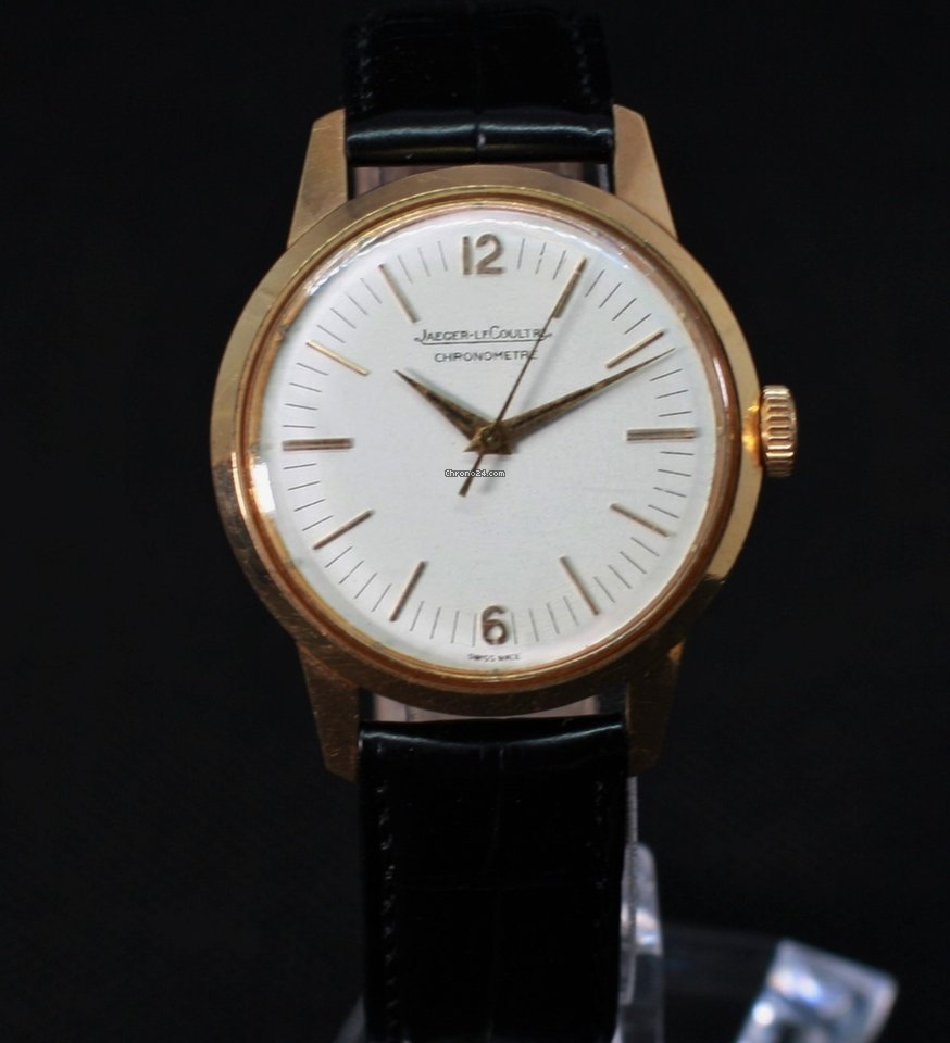 Jaeger-LeCoultre Geophysic 1958 E168 1958 pre-owned