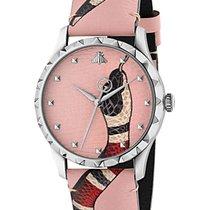 Gucci Женские часы Le Marché des Merveilles 38mm Кварцевые новые Часы с оригинальными документами и коробкой