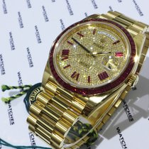 Rolex Day-Date 40 Yellow gold 40mm