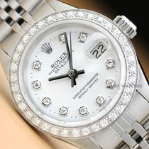 Rolex Lady-Datejust Steel 26mm White United States of America, California, Chino Hills