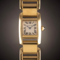 Cartier Tank (submodel) 2010 pre-owned