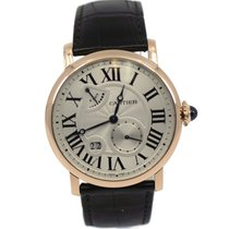 Cartier Rotonde de Cartier Rose gold 42mm Silver United States of America, New York, New York