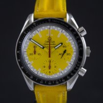 Omega Speedmaster Reduced Acero 39mm Amarillo España, Barcelona