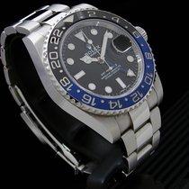 Rolex GMT-Master II 116710BLNR Meget god Stål 40mm Automatisk