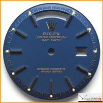 Rolex Dial  Day Date Blue Color Dial Ref 1803  Stock #204-ORI