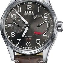 Oris Big Crown ProPilot Calibre 111 new Manual winding Watch with original box 01 111 7711 4163-Set 1 22 72FC