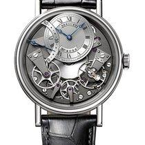 Breguet Brequet Tradition 7097 18K White Gold Men's Watch