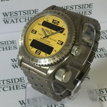 Breitling Emergency I - Last version - Perfect German Full Set..