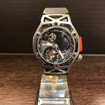 Hublot Techframe Ferrari Tourbillon Chrono Lim. 70 408.NI.0123.RX
