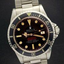 Rolex Sea-Dweller Stahl Schweiz, savosa
