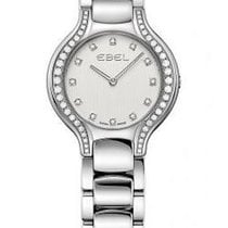 Ebel Steel Quartz Silver No numerals 26mm new Beluga