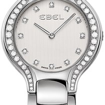 Ebel Beluga Steel 26mm Silver No numerals United States of America, New York, New York