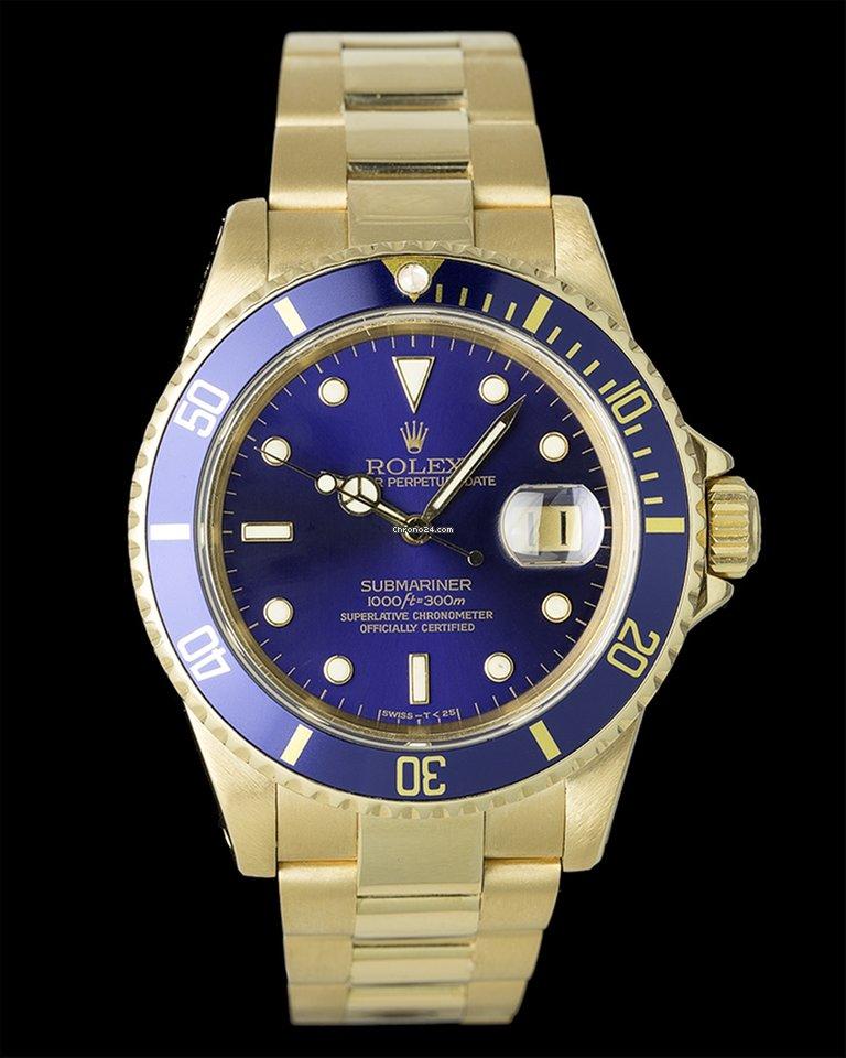 bcc2fffa827 Rolex Submariner - Todos os preços de relógios Rolex Submariner na Chrono24