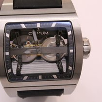 Corum Ti-Bridge Titan 42mm Siv