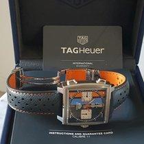 TAG Heuer Monaco Calibre 11 nouveau 11mm Acier