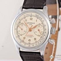 Lemania Chronograph 32.5mm Manual winding pre-owned
