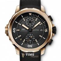 IWC Aquatimer Chronograph новые 2020 Автоподзавод Хронограф Часы с оригинальными документами и коробкой IW379503