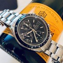 Omega Speedmaster 175.0083 Black Dial Triple Automatic mens watch