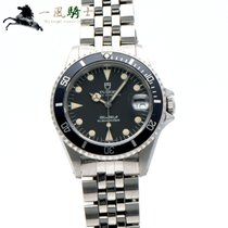Tudor 75090 Steel Submariner 36mm