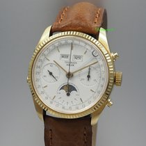 Theorein Yellow gold 36.5mm Manual winding 1003 pre-owned