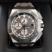 Audemars Piguet Chronograph 44mm Automatic 2018 new Royal Oak Offshore Chronograph Grey
