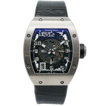 Richard Mille 48mm Automatik 2006 gebraucht RM 010 Transparent